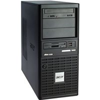 Acer Altos G320 Server P4 3.2 GHz 512 MB 0 GB DVD 2 x GBLAN