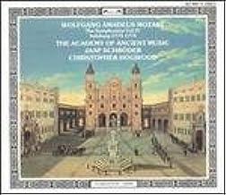 Wolfgang Amadeus Mozart: The Symphonies Vol. IV, Salzburg 1773-1775 - The Academy of Ancient Music / Christopher Hogwood