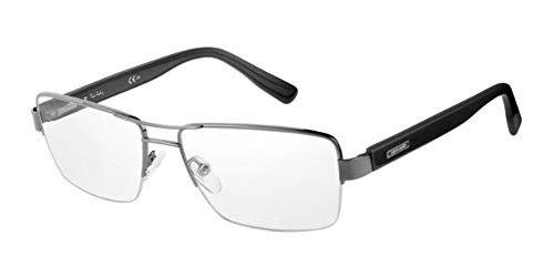 Pierre Cardin P.C. 6832 V81 56 Gafas de sol, Negro (Dkruth Black), Hombre