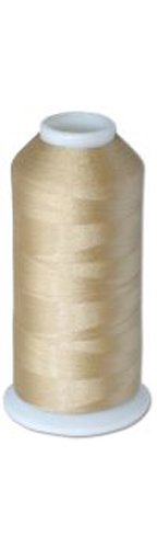 Check Out This 12-cone Commercial Polyester Embroidery Thread Kit - Tan Medium P872 - 5500 yards - 4...