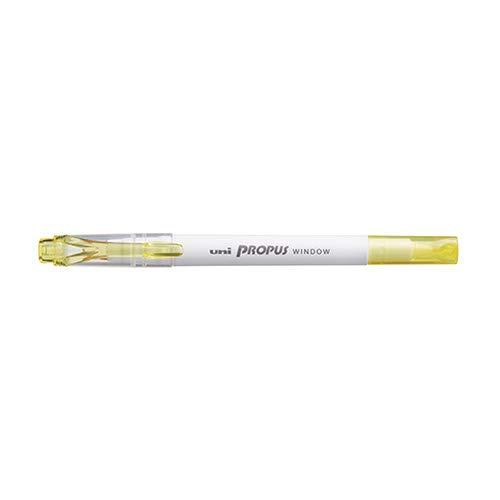 三菱鉛筆 プロパスウインドウ カラーマーカー PUS103T.28 ライトイエロー PUS103T.28 【まとめ買い10本セット】