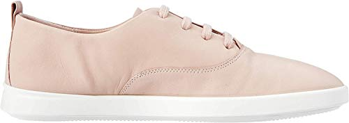 Ecco Damen LEISURE Sneaker, Pink (Rose Dust 1118), 39 EU