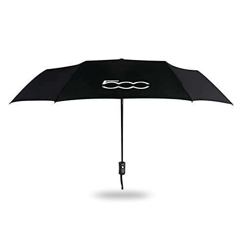 Paraguas a Prueba de Viento Plegable Completamente automático para la sombrilla portátil...