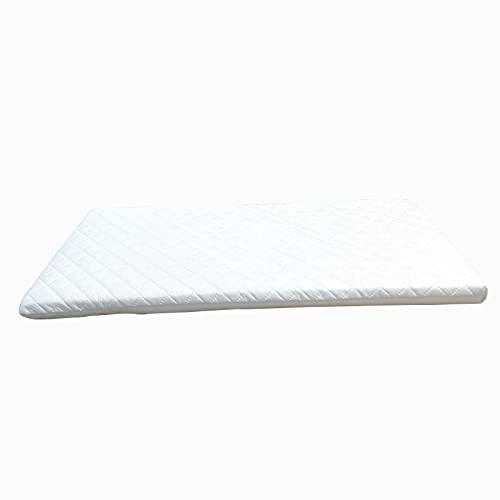Brillars® Water-Resistant Baby Infant COT Swinging Crib Foam Mattress (Square Corners) 89 x 38 x 4 cm