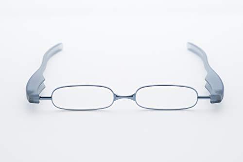 老眼鏡 シニアグラス ポッドリーダースマート Podreader smart 全10色(限定2色) 男性用 女性用(ブルー、2.0)