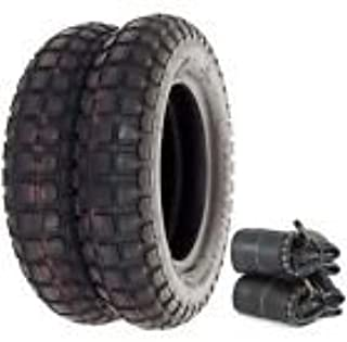 Bridgestone TW Trail Wing Tire Set - Compatible with Honda Z50A/R - Tires and Tubes - 1968-1999 - Tires and Tubes