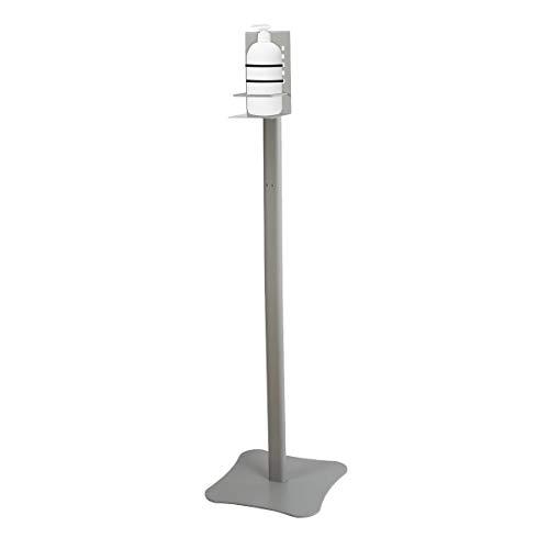 Dispensador de Pie para Gel Hidroalcohólico - Dispensador de Gel Desinfectante para Comercios y Oficinas