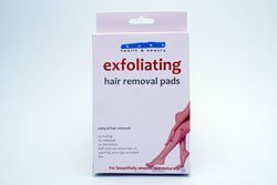 SD19045 Easy And Effective Exfoliating Hair Removal Pads