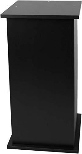 sera 32393 Unterschrank 80 cm mit Tür Black für Scaper Cube Aquarium