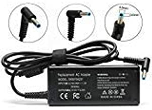 ELECBRAiN 19.5V 2.31A Laptop AC Adapter Charger Power Cord Replacement for HP 719309-003 721092-001 741727-001 740015-001 (Blue Tip Connector Only)