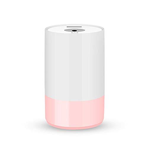 Lydul Verkoelende luchtbevochtiger, voor het verwijderen van statische lading, schone lucht voor de huid, multifunctioneel, etherische olie, diffuser, 7 leds en lichtkleuren