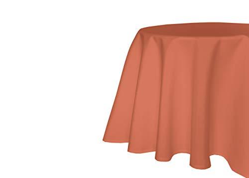 TextiDepot24, tuintafelkleed, linnenlook, lotuseffect, stof vlekbescherming, strijkvrij tafelkleed