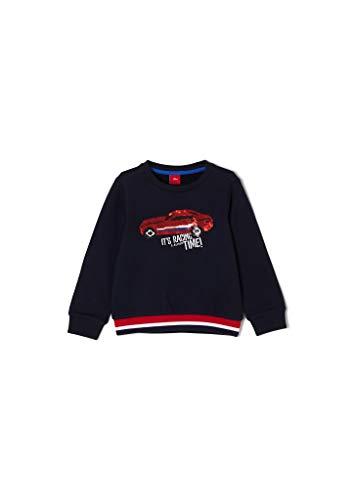 s.Oliver Junior Jungen 404.11.899.14.140.2043716 Sweatshirt, 5952, 104/110