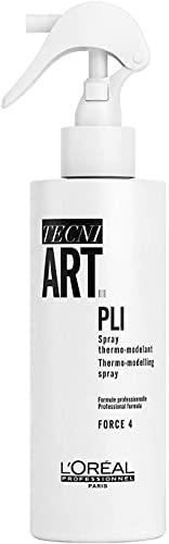 L'Oréal Professionnel | TECNI.ART | Pli | Heat Activated Styling Spray | 190 ml
