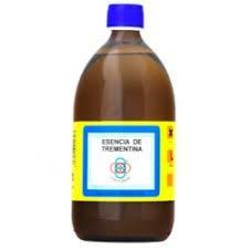 esencia de trementina de 1 litro