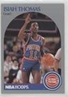 isiah thomas nba hoops card 111