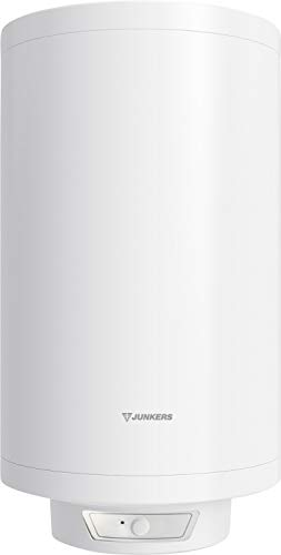 Calentador de Agua 80 Litros Termo Electrico Vertical | Junkers Grupo Bosch Elacell Comfort, Modelos Clasicos y Modernos, Los Mismos Tamanos, Facil de Usar