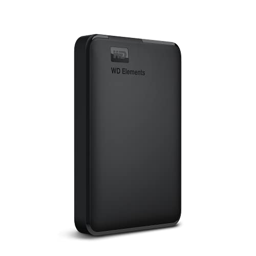 WD Elements Portable, externe Festplatte – 2 TB – USB 3.0 – WDBU6Y0020BBK-WESN - 7
