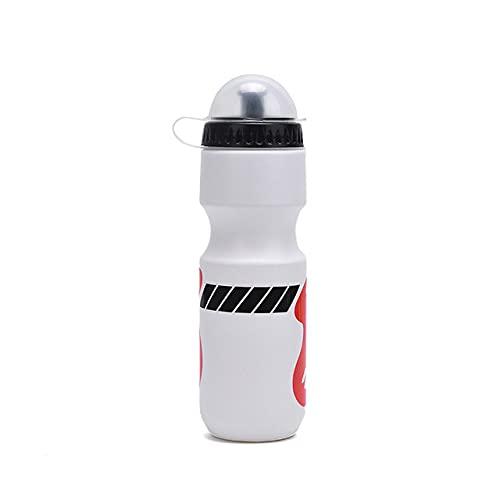 Botella de Agua para Bicicleta de 750 ml, Botella de Agua para Bicicleta de montaña, hervidor para Ciclismo al Aire Libre, portátil con Soporte para Botella, Accesorio para Bicicleta