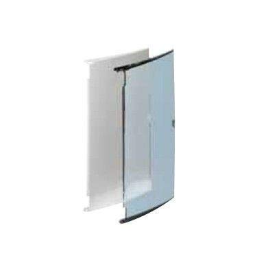 Hager vx - Puerta opaca caja 2 filas icp+28 módulos pia