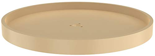 "Rev-A-Shelf 6071-24-52 RAS Polymer 24"" Diameter Replacement Full Circle Lazy Sus, Almond"