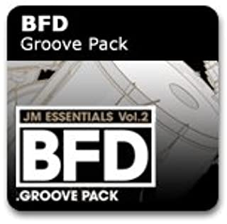【国内正規品】fxpansion BFD3/2 Grooves : JMEssentialsVol.2