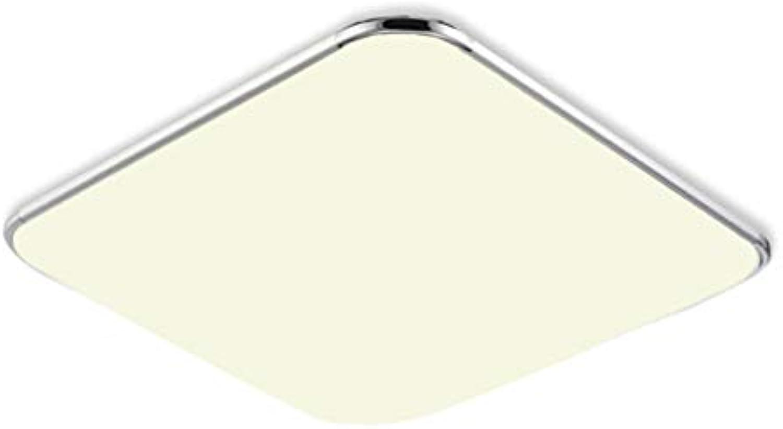 SZYSD18W LED Panel Deckenleuchte Deckenlampe Flurleuchte Wandlampe Lampe (Warmwei(3000K-3500K))
