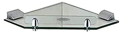 NUOCHEN Scaffale angolare a Muro Scaffale Doccia ZWJ, scaffale per Il Bagno, Adatto per Servizi igienici, dormitorio e Cucina, 1 pz (Size : A)