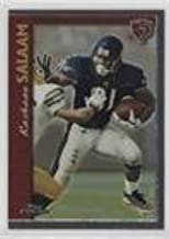 Rashaan Salaam (Football Card) 1997 Topps Chrome - [Base] #8