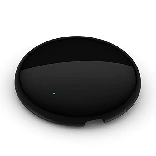 LOULE Tuya Smart Home Control remoto por infrarrojos, control remoto WiFi, compatible con Alexa/Google Home, sensor de temperatura incorporado, Smart Home Life