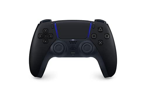 PlayStation 5 - Mando inalámbrico DualSense Midnight Black - Exclusivo para PS5