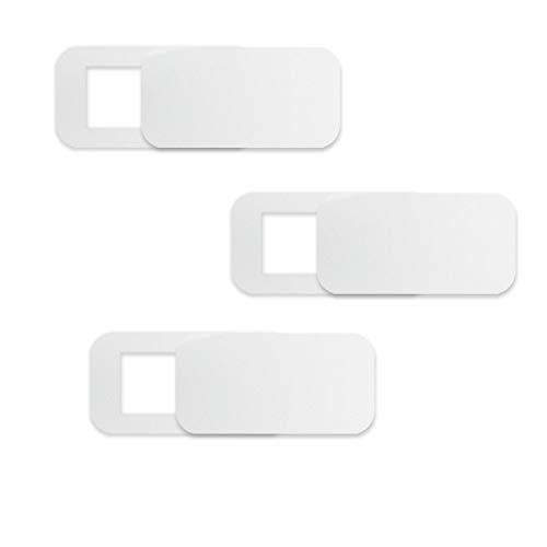 Webcam-Abdeckung, Laptop-Kamera-Abdeckung, ultradünn, für Computer, MacBook Pro, MacBook Air, iPad, iMac, iPhone, schützt die Webcam-Privatsphäre (3 Stück)