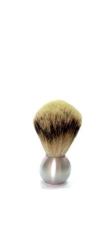 Golddachs Blaireau Aluminium Boule Flash, 100% poils de blaireau purs