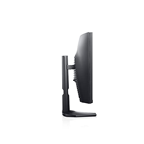Dell S2722DGM, 27 Zoll, WQHD 2560x1440, curved Gaming Monitor, 165 Hz, 16:9, 1ms, 2x HDMI, 3 Jahre Austauschservice, schwarz