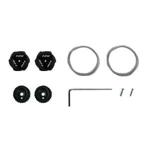 Northwave Kit Completo Cierre Zapatillas SLW2 Negro