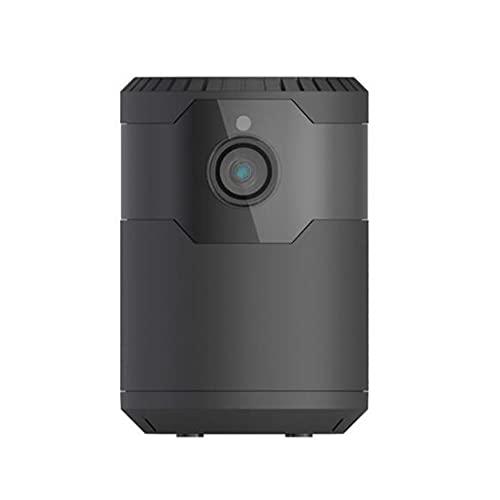CHENPENG Mini Spy Camera HD 1080P Telecamera Nascosta con Visione Notturna e rilevamento del Movimento WiFi Piccola Telecamera Wireless per Tata Che scuote la Testa, per casa Indoor Outdoor
