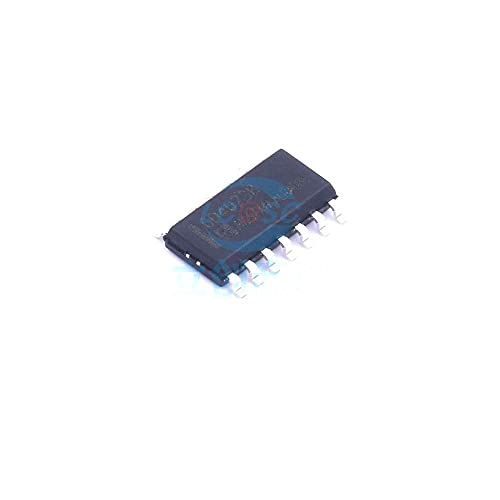 5 Pcs CMOS Three-Way 3-Input NAND gate SOP14 chip