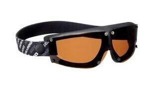 Sea-Doo - Gafas protectoras flotantes polarizadas, talla única, color negro
