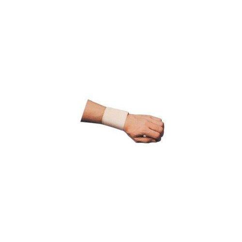 OccuNomix Beige Wrist Assist Woven Elastic Wrist Support Wrap