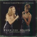 When You Believe [CD 1] By Mariah Carey And Whitney Houston (1998-11-02)