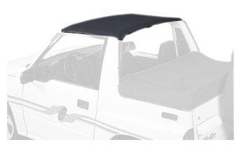 Bestop 52561-15 Strapless Bikini Black Denim Top for 1986-1994 Suzuki Samurai