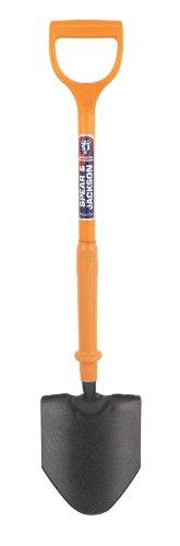 Spear & Jackson 2036PF/INS12 Pelle générique isolée - Orange