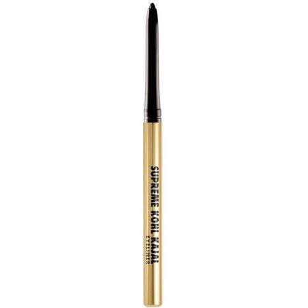 Milani Supreme Kohl Kajal Eyeliner, 01 Blackest Black, 0.01 oz