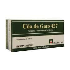 Uña de Gato 427 FHARMOCAT 100cap