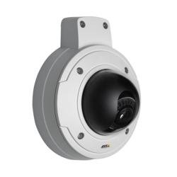 Axis P3344-VE Fixed Dome Network Camera - Sicherheitskameras (SD,SDHC, -40-55 °C, IEEE 802.3af)