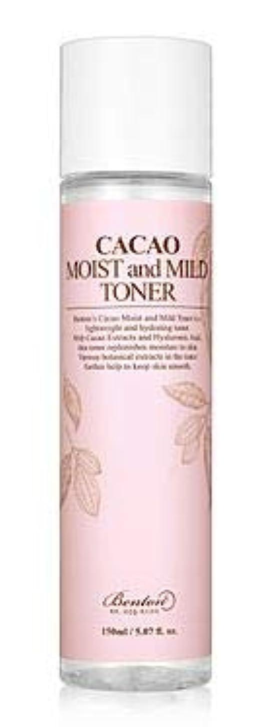 早いモンクじゃない[Benton] Cacao Moist and Mild Toner 150ml /[ベントン] カカオモイスト & マイルド トナー150ml [並行輸入品]