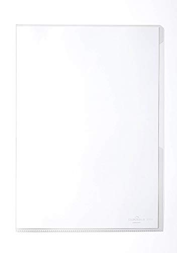 Price comparison product image Durable 231319 Display Sleeve A4 Pack of 10,  Transparent