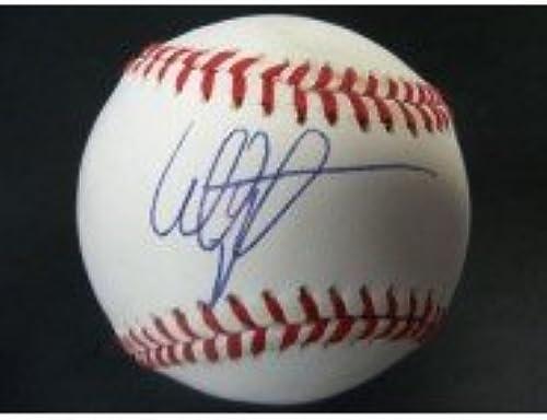 tienda de bajo costo Firmado Beatty, Warren de la Liga Nacional Nacional Nacional de Béisbol en azul tinta en la Sweet Spot Autografiada  Ven a elegir tu propio estilo deportivo.