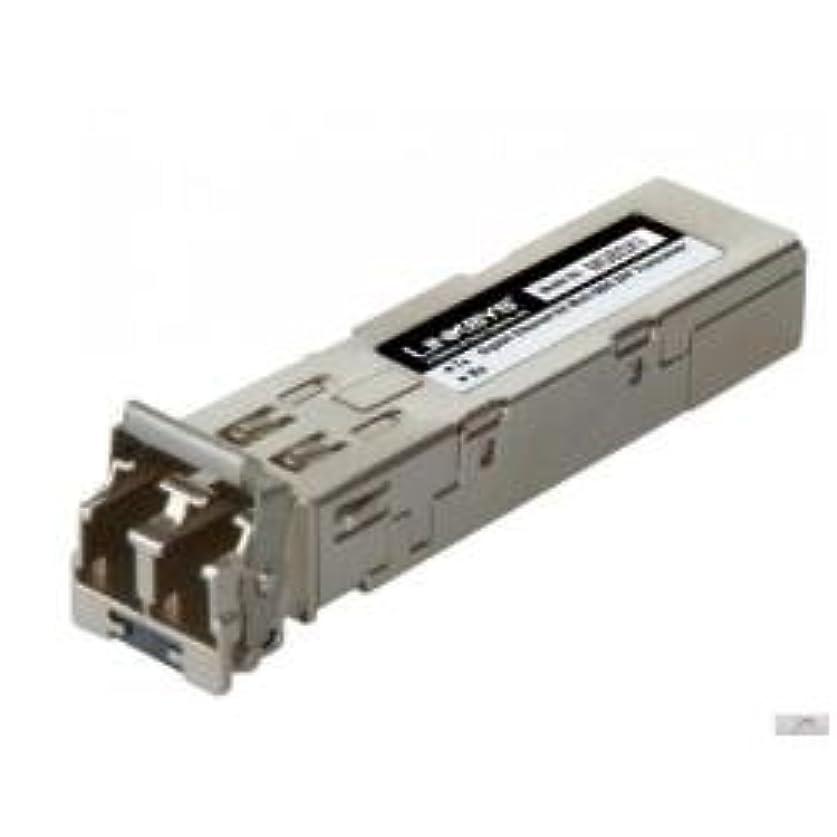 帝国主義リゾートびっくりしたCisco(SmallBusiness) MGBSX1 ギガビットイーサーネット SX Mini-GBIC SFP トランシーバ MGBSX1