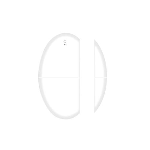 SKTE Tuya Zigbee Sensor de Puerta Inteligente Inalámbrico Alarma Antirrobo de Puerta Y Ventana Alarma Graffiti Timbre Sensor de Ventana Del Coche Sensor de Puerta Alarma Sensor